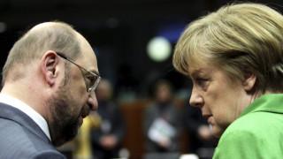 Γερμανία: Κοντά σε συμφωνία για το προσφυγικό Μέρκελ - Σουλτς