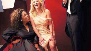 Vanity Fair: απολογείται για τα τρία χέρια & πόδια των Γουίδερσπουν & Γουίνφρεϊ