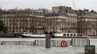 Γαλλία: Ρεκόρ 50ετίας από την ποσότητα βροχής που έπεσε το δίμηνο Δεκεμβρίου- Ιανουαρίου
