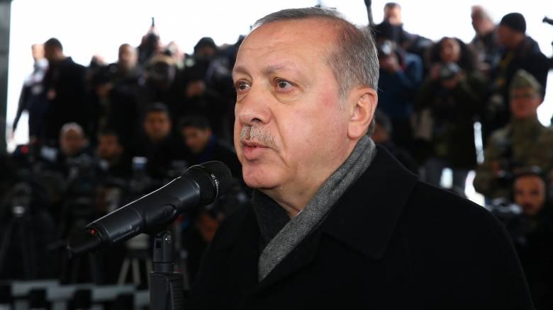Ερντογάν κατά του Ιατρικού Συλλόγου της Τουρκίας: Πλέκουν το εγκώμιο εγκληματιών