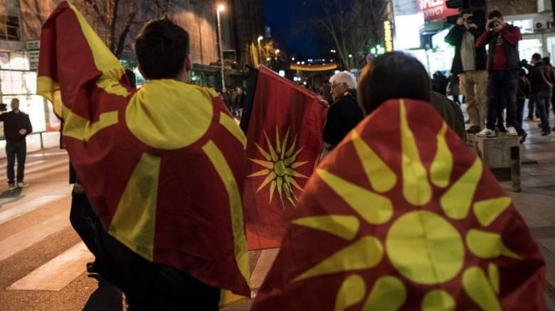 πΓΔΜ: Κατά του δημοψηφίσματος για την ονομασία τάσσεται το συγκυβερνών αλβανικό κόμμα