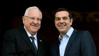 Θεσσαλονίκη: Τσίπρας-Ρίβλιν θα τοποθετήσουν τον θεμέλιο λίθο στο Μουσείο του Ολοκαυτώματος