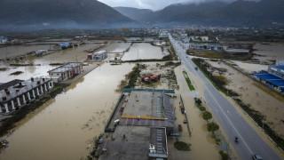 Αυξημένος ο μελλοντικός κίνδυνος πλημμυρών στην Ελλάδα και ολόκληρη την Ευρώπη