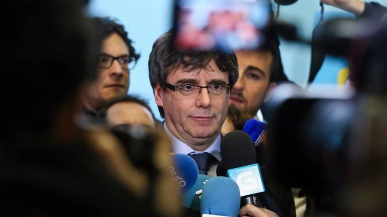 Καταλονία: Αναβλήθηκε η κοινοβουλευτική συνεδρίαση για τον διορισμό του Πουτζντεμόν