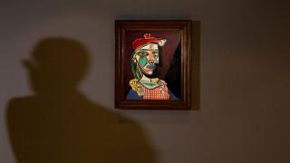 Πικάσο: σπάνιος πίνακας του στο φως πριν βγει στο σφυρί