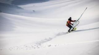 Παγκόσμια πρωτιά: Windsurfing στο... βουνό!