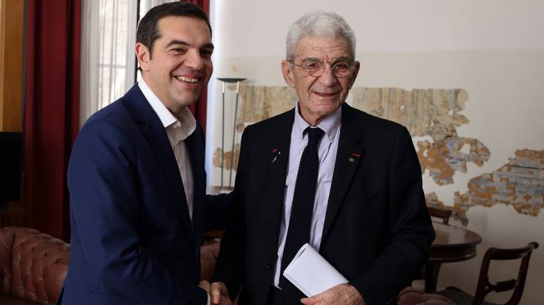 Για ζητήματα της Θεσσαλονίκης συζήτησαν Τσίπρας - Μπουτάρης