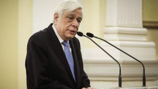 Παυλόπουλος: Η Ελλάδα είναι ικανή να υπερασπισθεί την ιστορία της με ασπίδα τις Ένοπλες Δυνάμεις