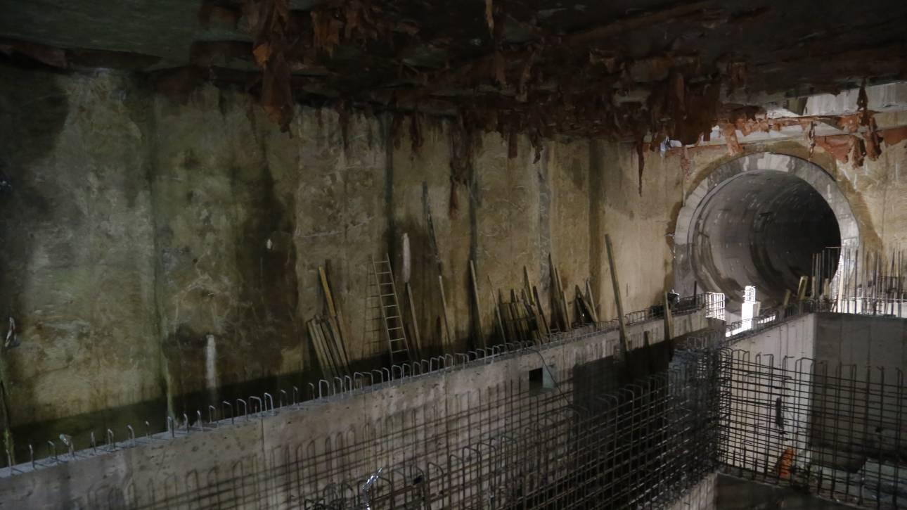 ΚΑΣ: «Ναι» στην επανατοποθέτηση του κρηναίου οικοδομήματος σε σταθμό του μετρό Θεσσαλονίκης