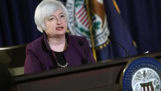 Τελευταία συνεδρίαση για τη Γέλεν στο τιμόνι της Fed
