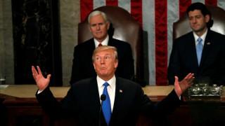 Τραμπ: «Απειλή» για τα συμφέροντά μας Ρωσία και Κίνα