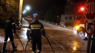 Ένας νεκρός και τρεις τραυματίες σε τροχαίο στον Ασπρόπυργο