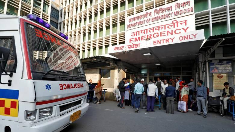 Βρέφος οκτώ μηνών βιάστηκε από τον ξάδερφό του στην Ινδία