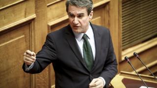 Λοβέρδος: Δεν δίνουμε σανίδα σωτηρίας στον ΣΥΡΙΖΑ να παραμείνει στην κυβέρνηση