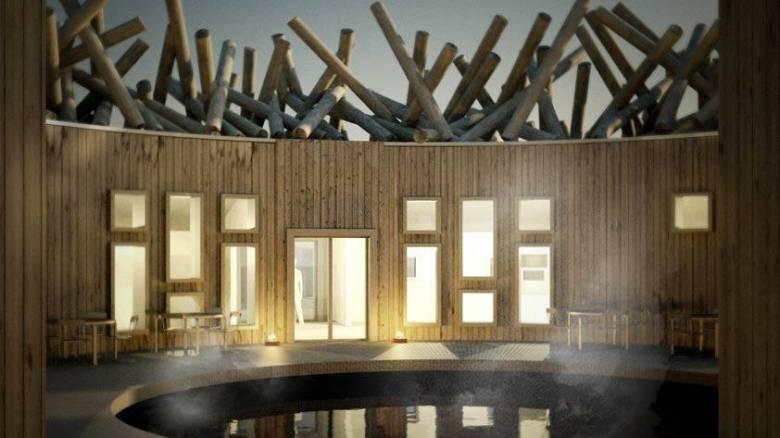 Το πλωτό ξενοδοχείο της Σουηδίας συναρπάζει