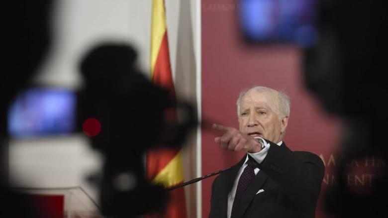 Στα Σκόπια ο Νίμιτς: Συναντήσεις με Ζάεφ, Ιβάνοφ και Ντιμιτρόφ την Πέμπτη