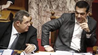 Γρίφος η κοινοβουλευτική στάση των ΑΝΕΛ για το Σκοπιανό