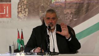 Στη μαύρη λίστα των τρομοκρατών ενέταξε η Ουάσιγκτον τον ηγέτη της Χαμάς
