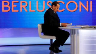 Ιταλία: Η ακύρωση τηλεοπτικής εμφάνισης πυροδοτεί συζητήσεις για την υγεία του Μπερλουσκόνι