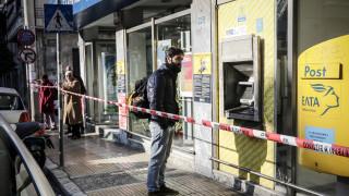 Κινηματογραφική ληστεία στα ΕΛΤΑ στη Θεσσαλονίκη