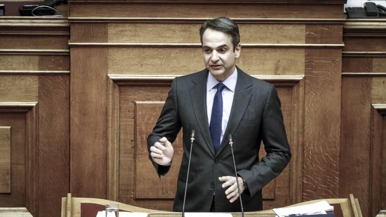 """Διαμαρτυρία Μητσοτάκη για τη στάση Χριστοδουλοπούλου, καταγγέλλει """"εξόφθλαμη συγκάλυψη του σκανδάλου"""