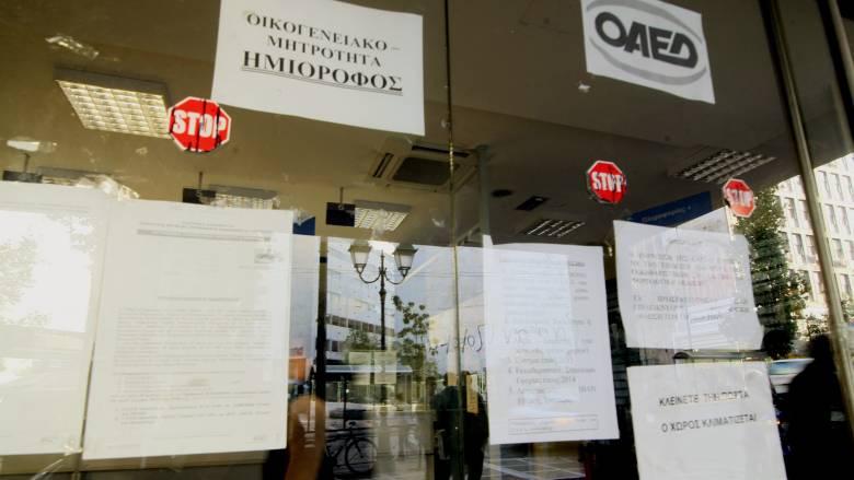 ΟΑΕΔ: Αναρτήθηκαν πίνακες για 7.180 θέσεις εργασίας