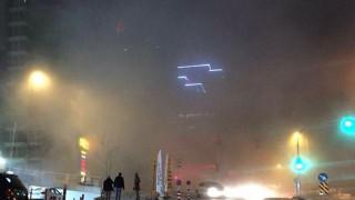 Ισχυρή έκρηξη στην Άγκυρα μετά από διαρροή αερίου