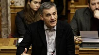 Τσακαλώτος: Μετάβαση από το πρόγραμμα των θεσμών, στο ελληνικό πρόγραμμα
