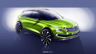 Αυτοκίνητο: Το Vision X Concept προλογίζει το νέο και πιο μικρό SUV της Skoda