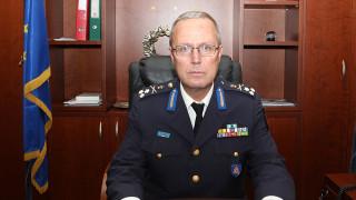Ο Σ. Τερζούδης ο νέος αρχηγός του Πυροσβεστικού Σώματος