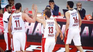 Euroleague: Ο Ολυμπιακός διέλυσε τη Φενέρμπαχτσε