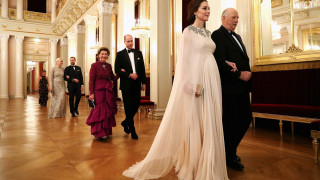 Kέιτ Μίντλετον: στην παγωμένη Νορβηγία ως άλλη Ελληνίδα Θεά