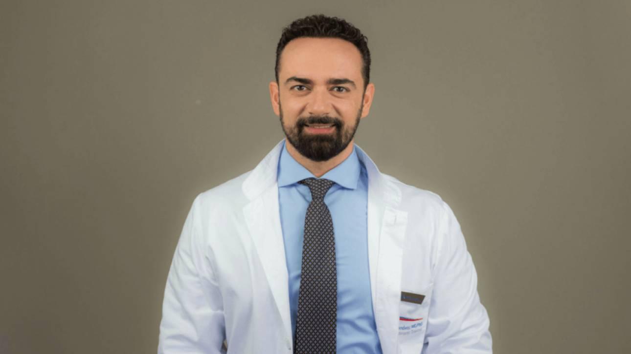 Παγκόσμια αναγνώριση & Πρωτιά για τον Dr. Kωνσταντίνο Αναστασάκη στην Μεταμόσχευση Μαλλιών