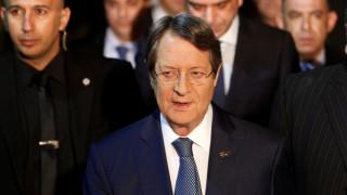 Αναστασιάδης: Η ψηφοφορία της Κυριακής θα καθορίσει το μέλλον όλων των Κυπρίων