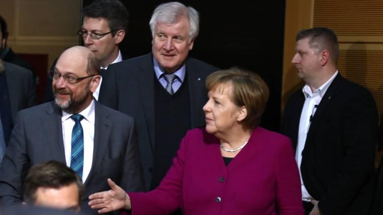 Γερμανία: Ξεκίνησε νέος κρίσιμος κύκλος διαπραγματεύσεων για τον κυβερνητικό συνασπισμό