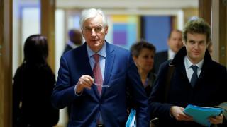 Brexit: Τετ α τετ Μπαρνιέ-Ντέιβις τη Δευτέρα στο Λονδίνο