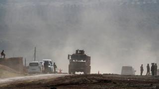 Γαλλία και ΗΠΑ ανησυχούν ότι το καθεστώς της Δαμασκού κάνει χρήση χημικών όπλων
