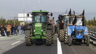 Συγκέντρωση και πορεία διαμαρτυρίας των αγροτών στη Θεσσαλονίκη σήμερα