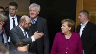 Γερμανία: Στην τελική ευθεία οι διαπραγματεύσεις για τον μεγάλο συνασπισμό