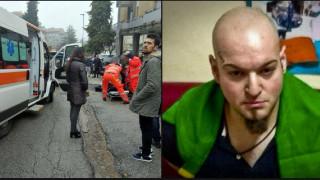 Ρατσιστική επίθεση με τέσσερις τραυματίες στην Ιταλία – Ο δράστης χαιρέτησε ναζιστικά