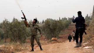 Τούρκοι συνοριοφύλακες πυροβολούν Σύρους που εγκαταλείπουν τις εμπόλεμες ζώνες