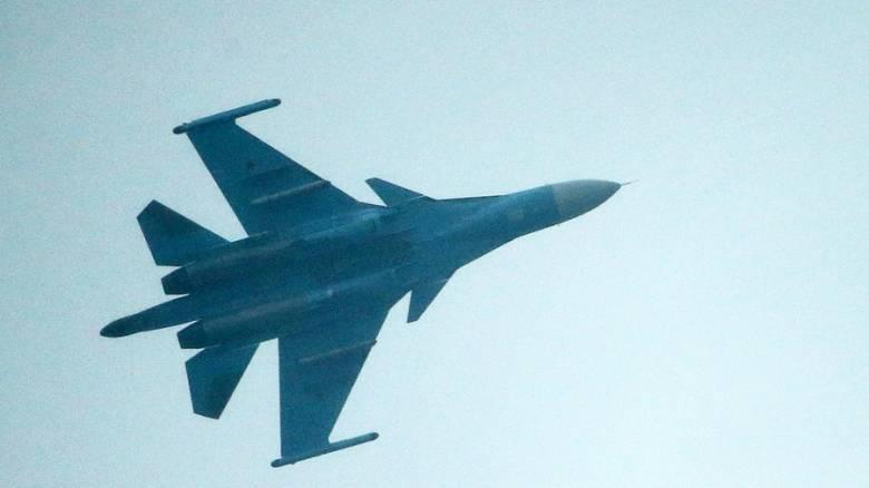 Κατερρίφθη ρωσικό μαχητικό στη Συρία