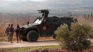 Νεκροί επτά Τούρκοι στρατιώτες σε μάχες στη Βόρεια Συρία