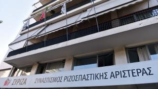 ΣΥΡΙΖΑ: Στεκόμαστε απέναντι σε πρακτικές βανδαλισμού