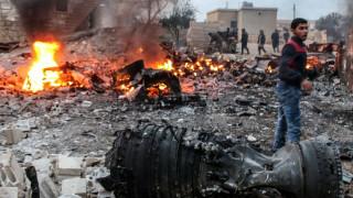 Η οργάνωση Σαγιάτ Ταχρίρ αλ Σαμ ανέλαβε την ευθύνη για την κατάρριψη του ρωσικού μαχητικού