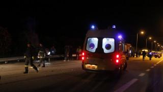 Θεσσαλονίκη: Ένας νεκρός σε τροχαίο δυστύχημα στα Διαβατά