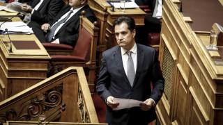 Συλλαλητήριο Αθήνα: Η κυβέρνηση το φοβάται, εκτιμά ο Άδωνις Γεωργιάδης