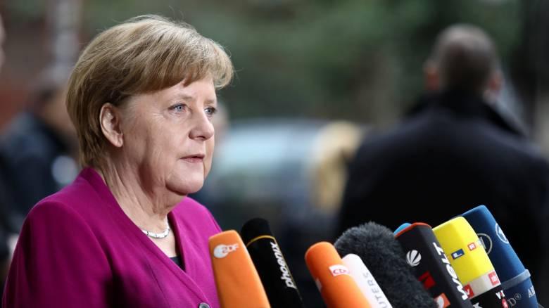 Μέρκελ: Δεν είναι ξεκάθαρο πότε θα ολοκληρωθούν οι διαπραγματεύσεις