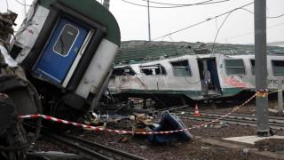 ΗΠΑ: Νεκροί από σύγκρουση τρένων στην Νότια Καρολίνα