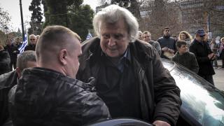 Συλλαλητήριο Αθήνα: Ζήτω η Μακεδονία η ελληνική, είπε ο Μίκης Θεοδωράκης στο Σύνταγμα
